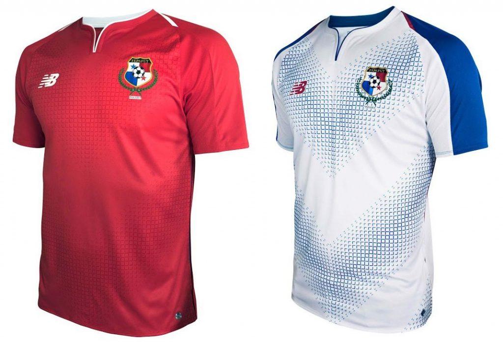 Panama World Cup 2018 Kits