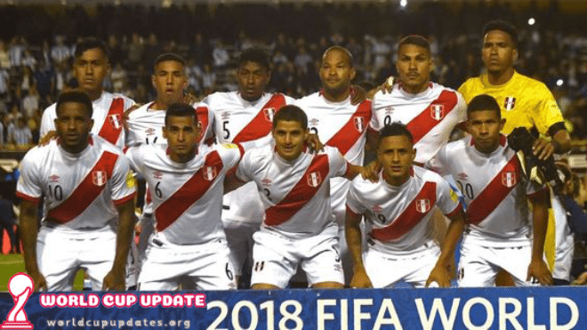 Peru World Cup 2018 Squad