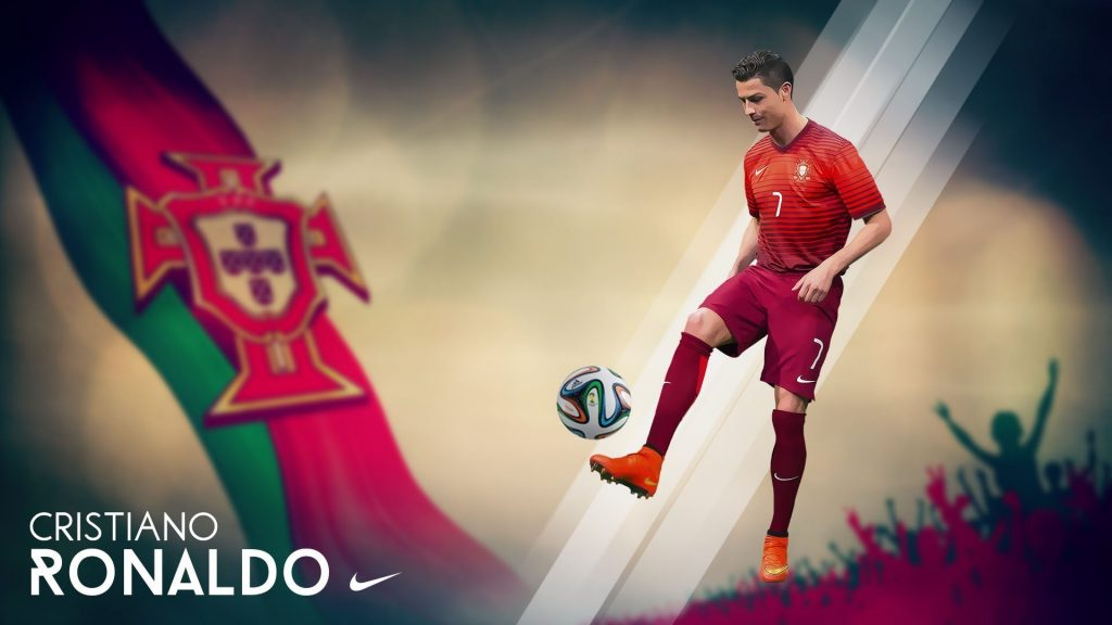 Ronaldo 2018 FIFA World Cup Wallpaper