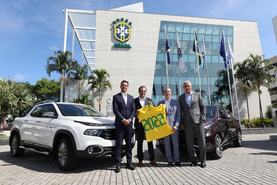 Team Brazil Official Sponsor For Copa America 2019