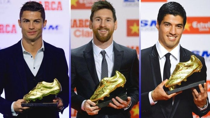 Top Golden Boot winners