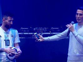 ADIDAS TELSTAR 18 - Световна купа 2018 BALL