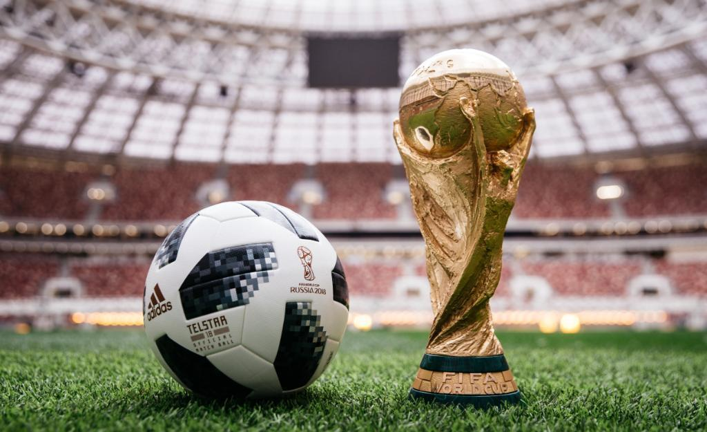 ADIDAS TELSTAR 18 - WORLD CUP 2018 BALL