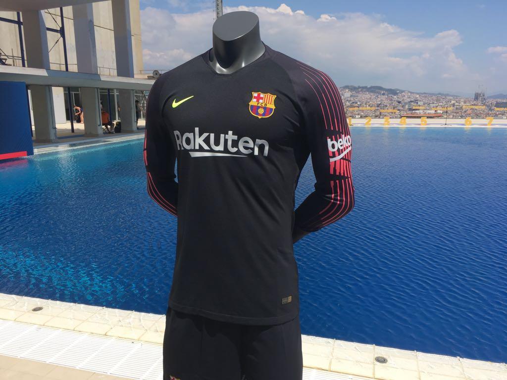 FC Barcelona 18-19 Home Kit Released