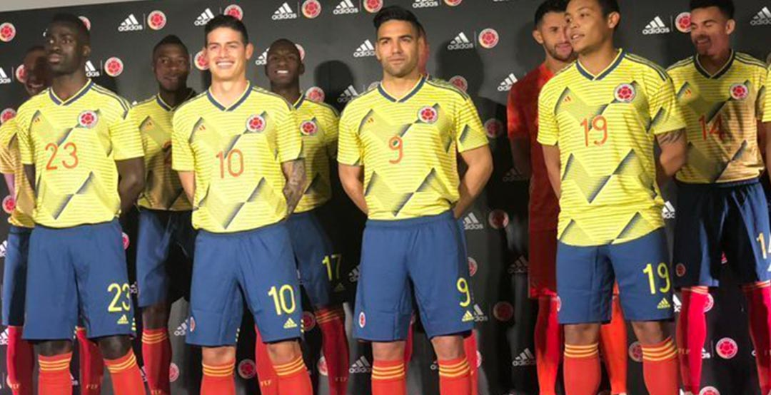 colombia-2019-copa-america-Jersey-kit