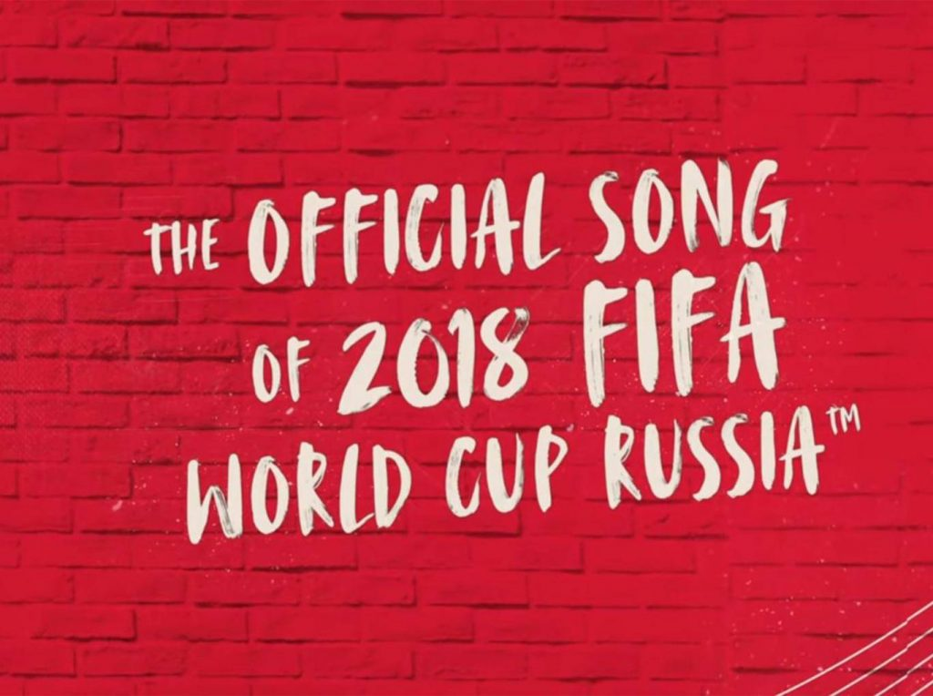 2018 World Cup official song