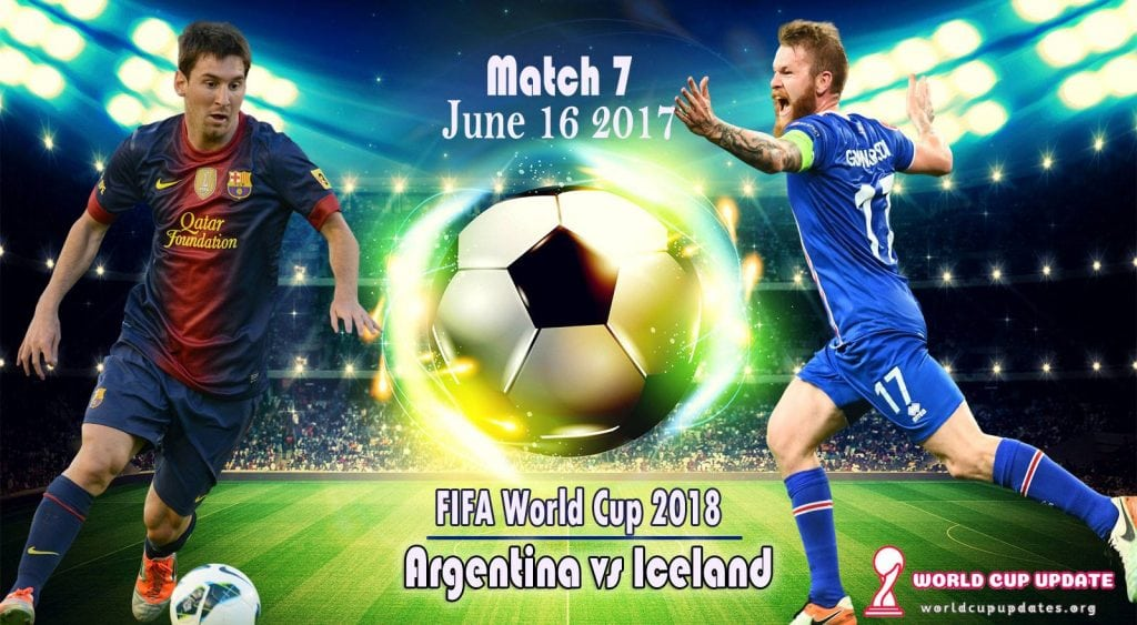 argentina vs iceland live match preview