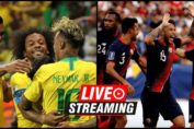 Brasilien vs Costa Rica FIFA Weltcup 2018 Match 24 Live Streaming