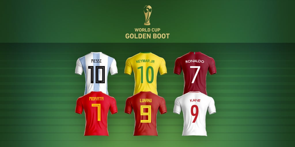 FIFA World Cup Golden Boot