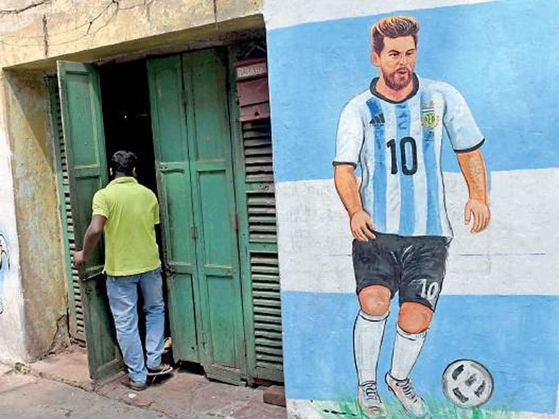 Fifa World Cup 2018: Football fever India