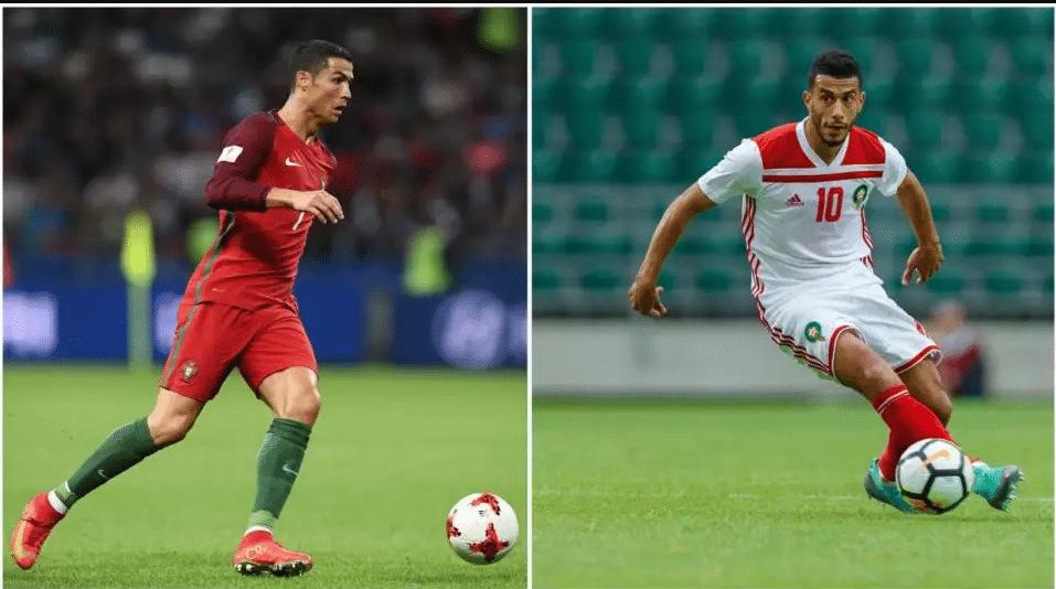 portugal vs morocco - photo #5