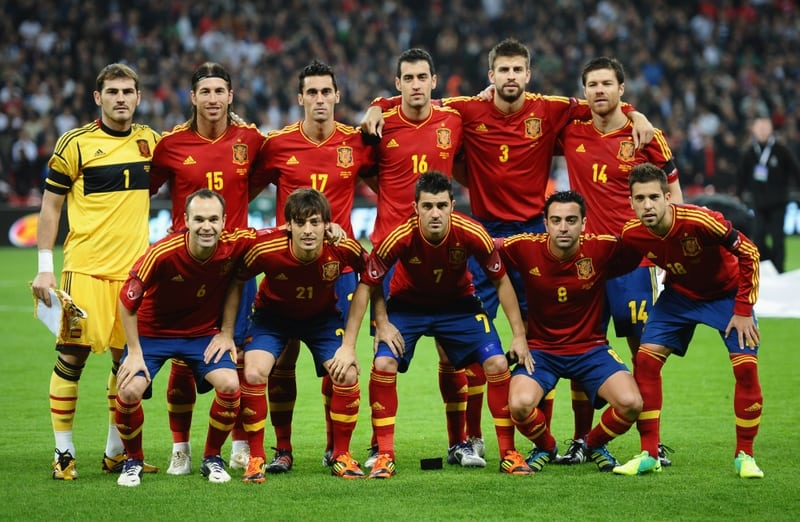 Spain Football National Team