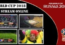 Watch FIFA World Cup 2018 Live Online Free
