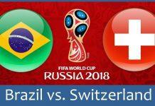 Brazil Vs Switzerland Live Stream, Telecast, Preview, Predictions