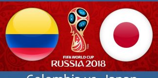 Colombia vs Japan FIFA World Cup 2018 Match Prediction