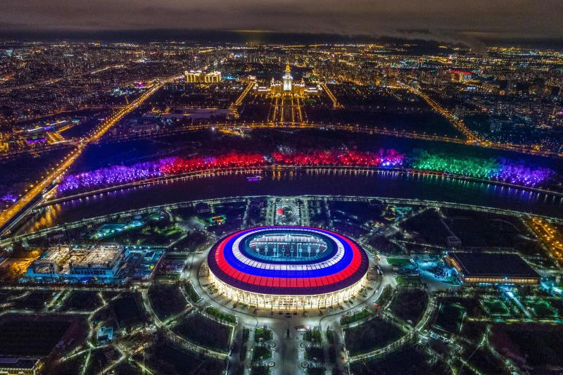 List Of Performing Artiste At The 2018 World Cup Opening Ceremony 4