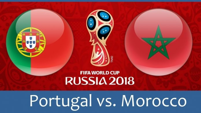 Portugal vs Morocco FIFA World Cup 2018 Match Prediction
