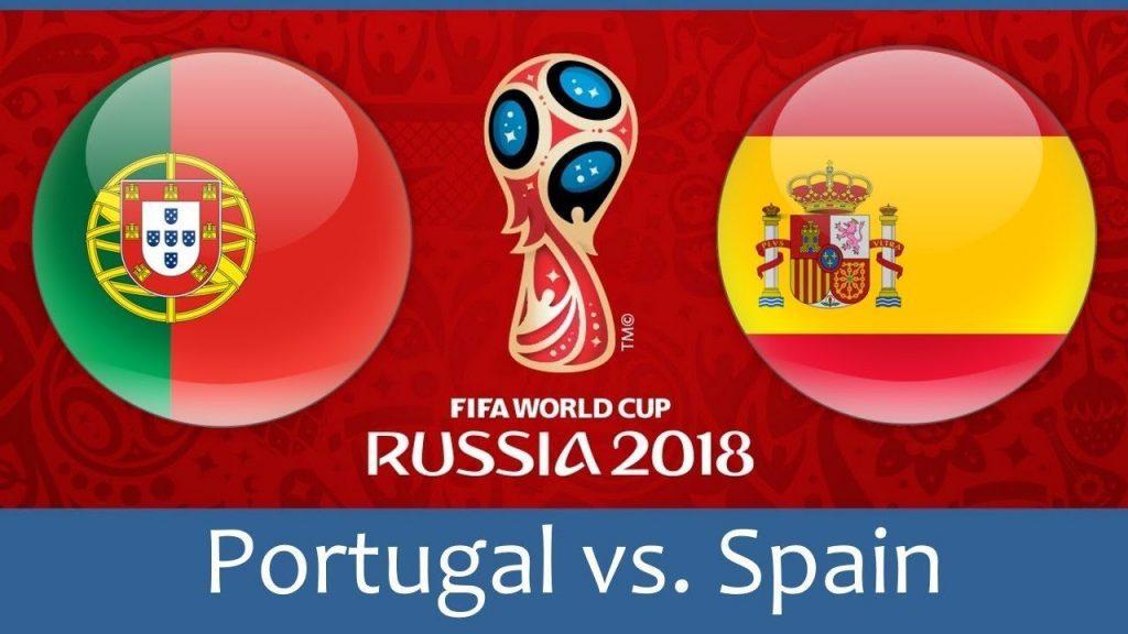 Portugal vs Spain FIFA World Cup 2018 Match Prediction