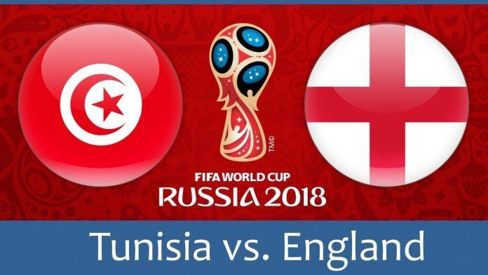 Tunisia vs England FIFA World Cup 2018 Match Prediction