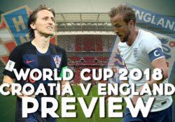 Croatia vs England Match Preview