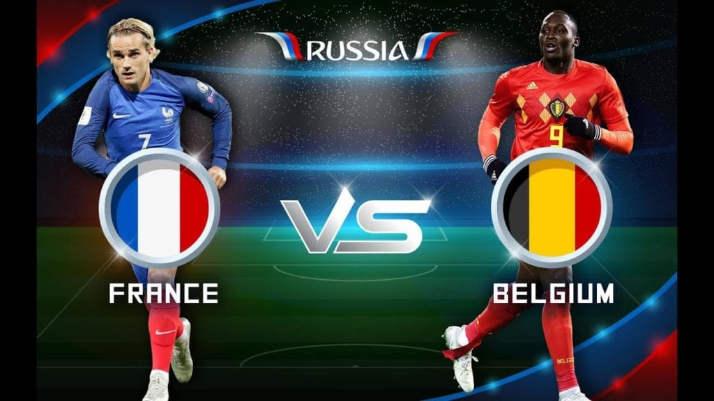 france vs belgium - photo #1