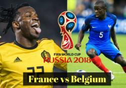 France vs Belgium Live Streaming