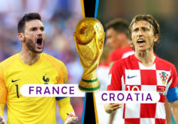 France vs Croatia Live