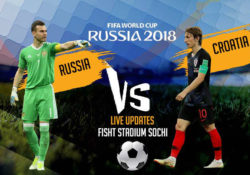 Russia vs. Croatia