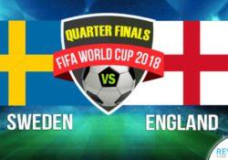 Sweden Vs England Live Streaming