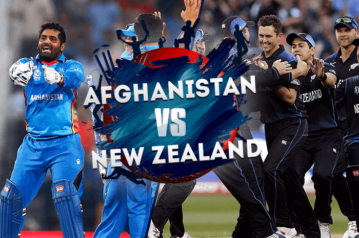 Afghanistan vs New Zealand