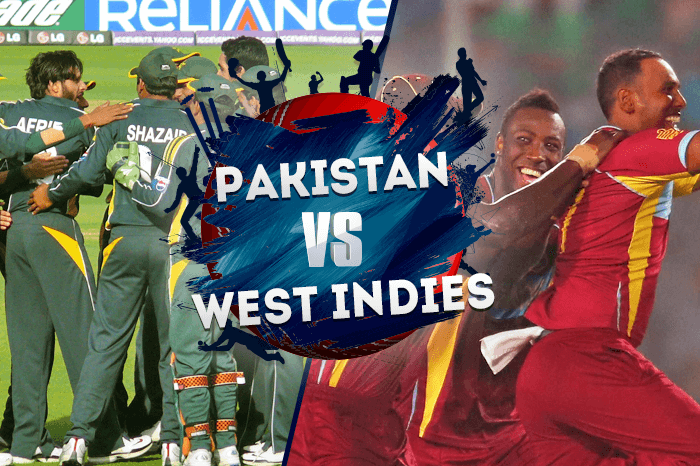 Pakistan vs West-Indies