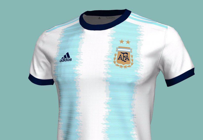 Argentina Copa America 2019 Jersey