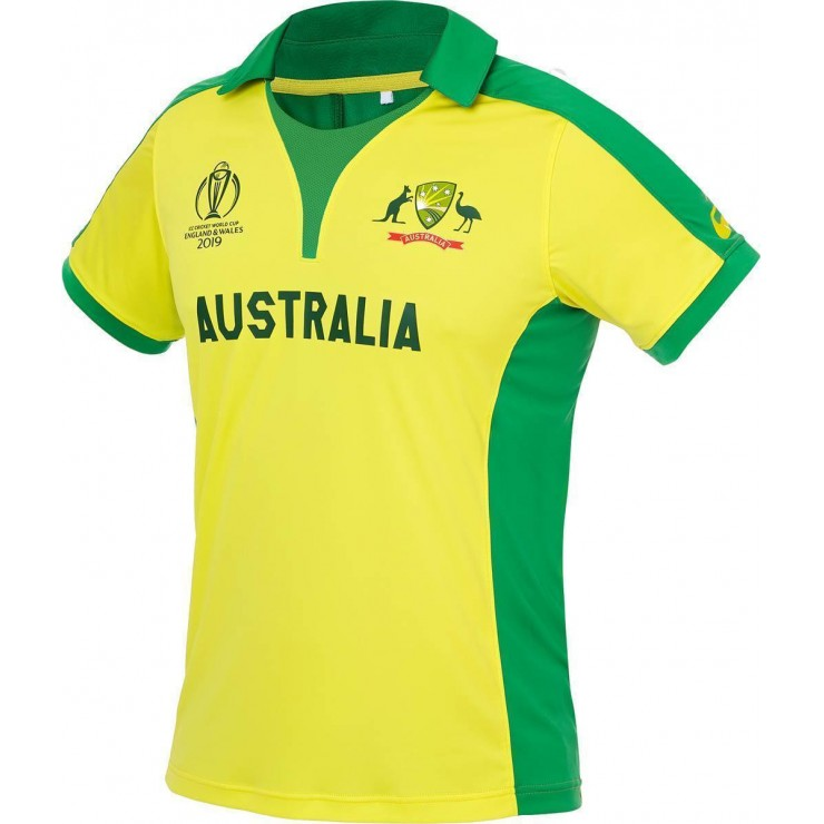 Australia Cricket Team Jersey