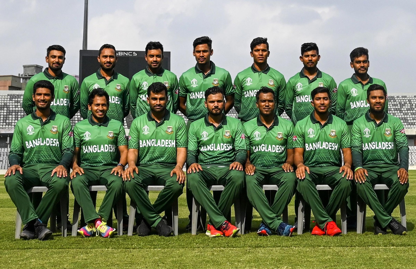 Bangladesh Cricket Team jersey Released