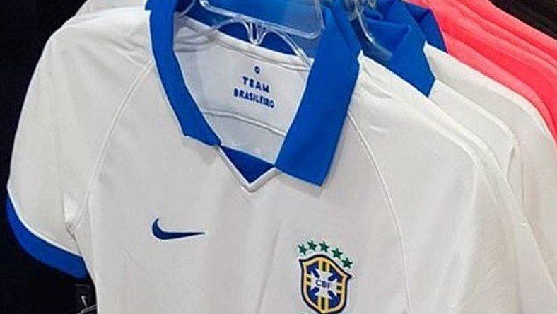 Brazil Copa America 2019 Jersey Kit
