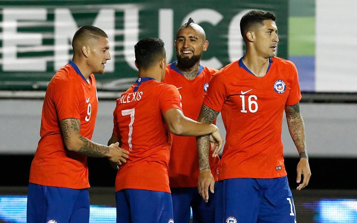 Chile Copa America 2019 Jersey Kit