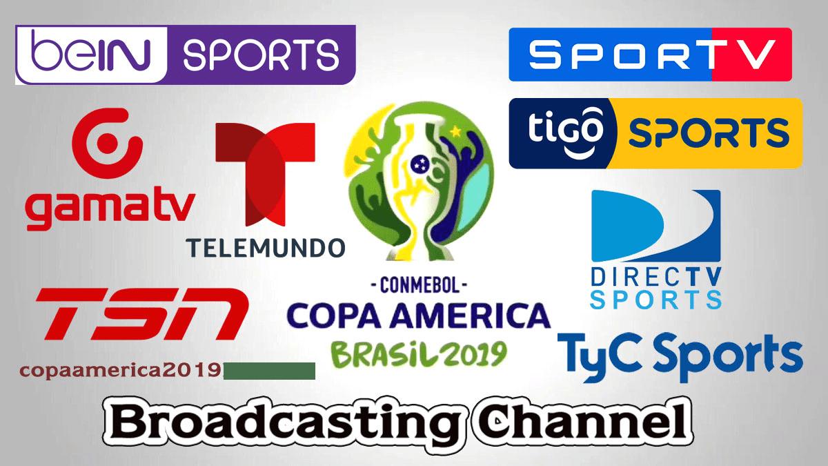 Copa America 2019 Free Live Streaming APK, Draw Stream, Online
