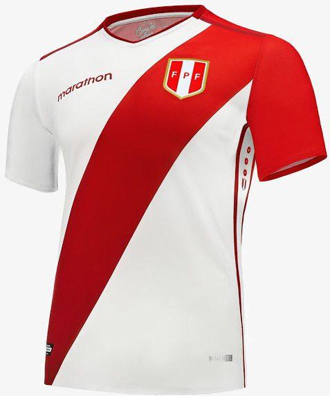 Copa America 2019 Peru Team Jersey