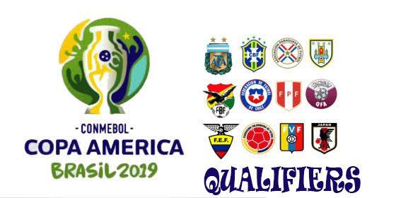 Copa America 2019 Qualifiers