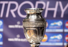 Copa America' 2019 Trophy