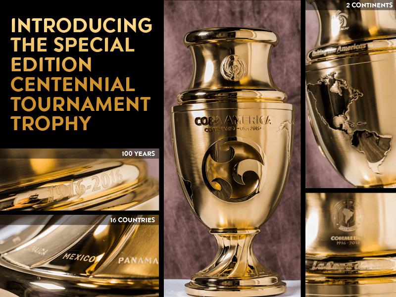 Copa America 2019 Trophy