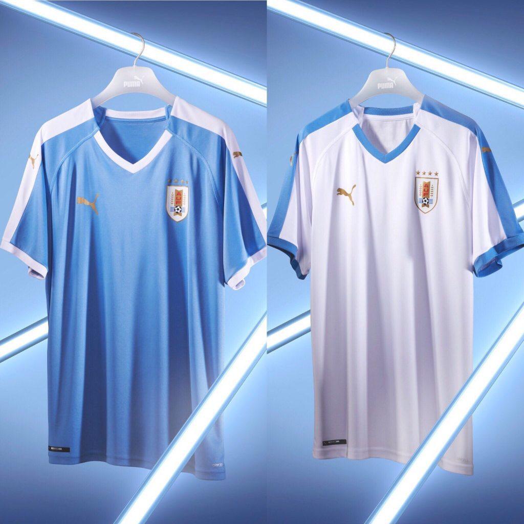 Copa America 2019 Uruguay Jersey