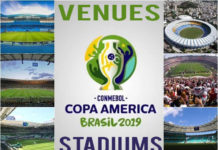 Copa America 2019 Venues and Stadiums