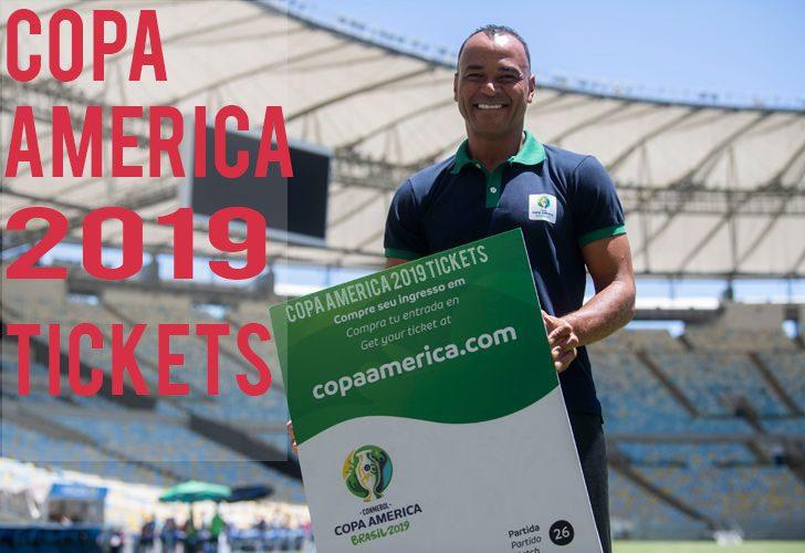 Copa America 2019 tickets