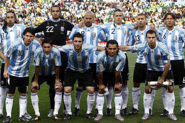 Copa America Team Argentina