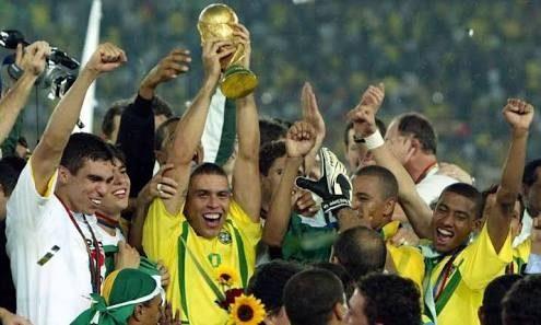 Copa America Team Brazil