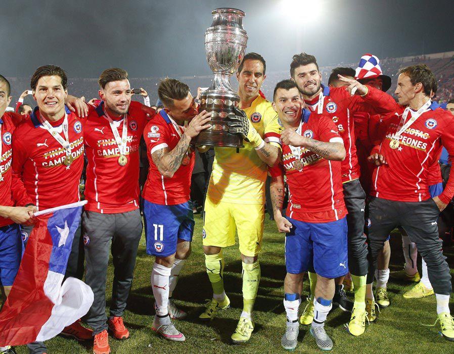 Copa America Team Peru