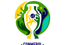 Copa America 2019 Brasil LOgo