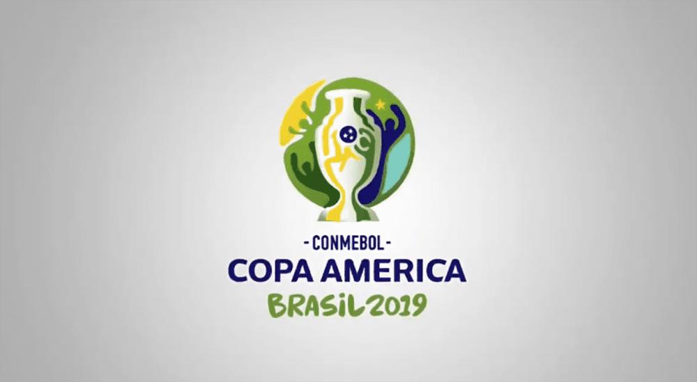 Copa America Brasil 2019 Logo
