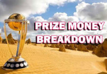 ICC-Cricket-World-Cup-2019 Prize Money